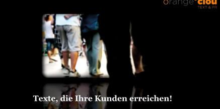 Werbung, Text & PR werden orange – Der Film