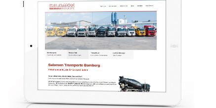 factory outlet attractive price retail prices Neue Website Betontransporte Salomon – orange°clou ...