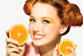 Frische Vitamine für Ihre Werbung gibt es bei orange°clou | Werbeagentur Bamberg,