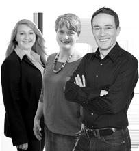 Das Team von orange°clou Werbeagentur Bamberg