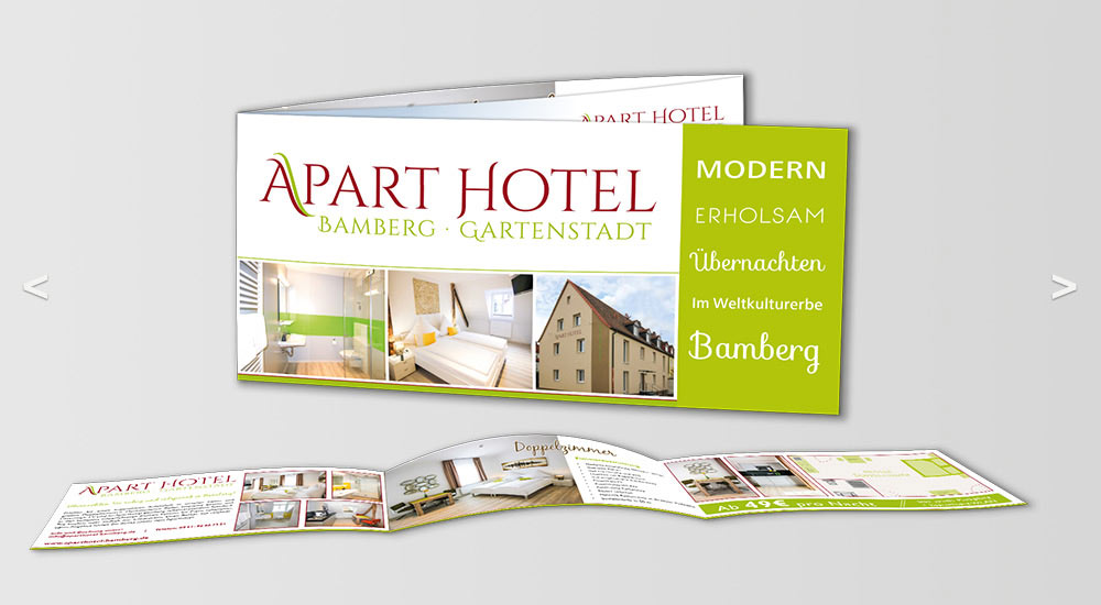 Referenzen orange clou werbeagentur bamberg werbung for Bamberg design hotel